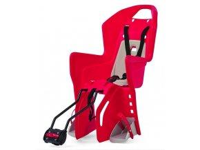 Dětská sedačka POLISPORT Koolah červeno-krémová