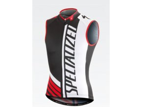 Dres Specialized PRO RACING sls Black/White/Red vel.M