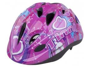 Dětská cyklistická přilba PRO-T Plus Toledo In mold  Tinny
