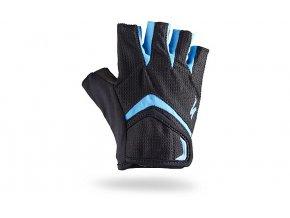 rukavice Specialized BG KIDS black/blue