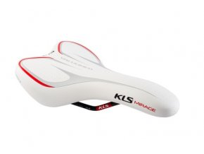 Sedlo KLS MIRAGE, white