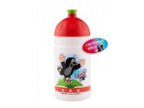 Zdravá lahev Krtek - bílá 0,5l