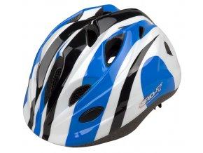 Dětská cyklistickaá přilba PRO-T Plus Toledo In mold dětská,modrá