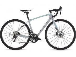 Specialized RUBY COMP DISC karbon Gloss Filthy White/Light Turquoise/Charcoal