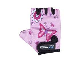 Rukavice PRO-T Baby Air Motýl