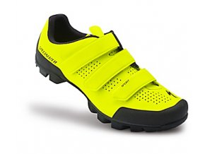 Cyklistické boty Specialized SPORT MTB SHOE Neon Yellow