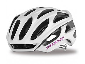 Cyklistická přilba Specialized S-Works Women's Prevail White/Pink