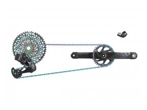 Sada SRAM AM XX1 EAGLE DUB 175 BOOST GROUPSET GLD