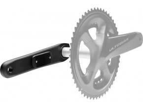 48118 240 COMP POWER CRANKS ULTEGRA 8000 LEFT UPGRADE BLK 1725 HERO