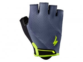 BG GEL GLOVE SF WMN CARBGRY/NEON YEL vel.XL