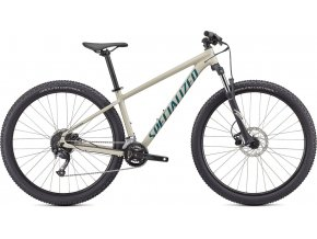 Horské kolo Specialized Rockhopper Sport 27.5 - Gloss White Mountains/Dusty Turquoise