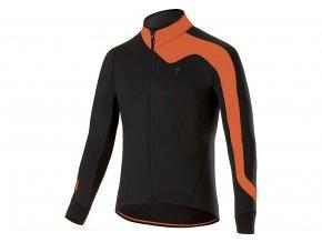 bunda specialized element rbx comp jacket black neon orange m vyprodej