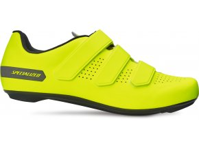 Cyklistické tretry Specialized TORCH 1.0 ROAD SHOES 2020 - Team Yellow vel.44