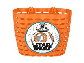 Koš Disney STAR WARS oranžový+ pásky