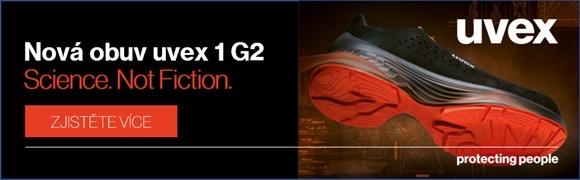 Nová obuv UVEX 1 G2