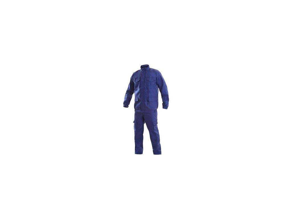 Pánská antistatická souprava ENERGETIK, modrá