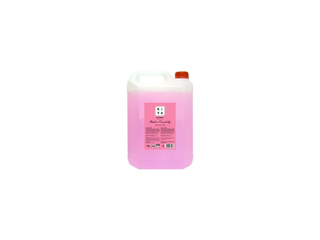 Tekuté mýdlo, 5 l