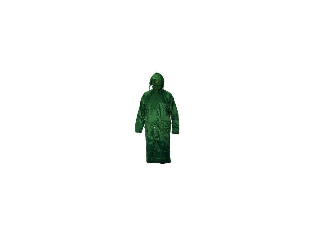 Voděodolný plášť CXS VENTO, zelený