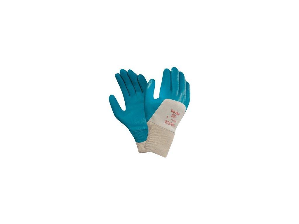 Povrstvené rukavice ANSELL EASY FLEX 47-200