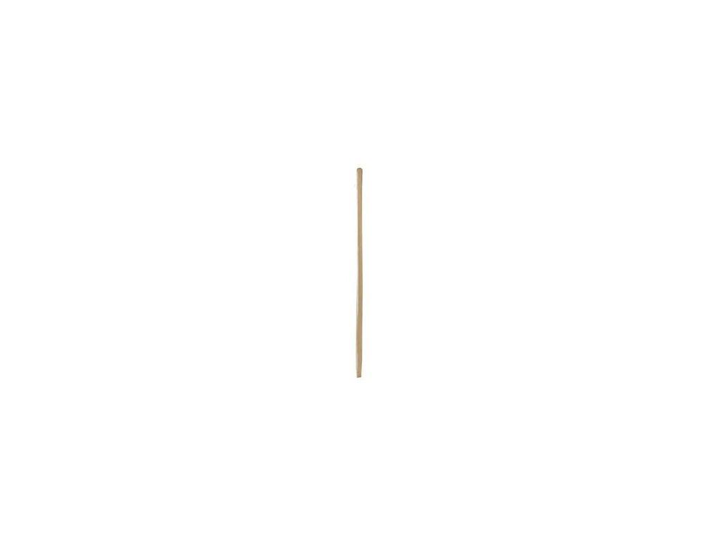 Násada na lopatu, prohnutá, 130 cm