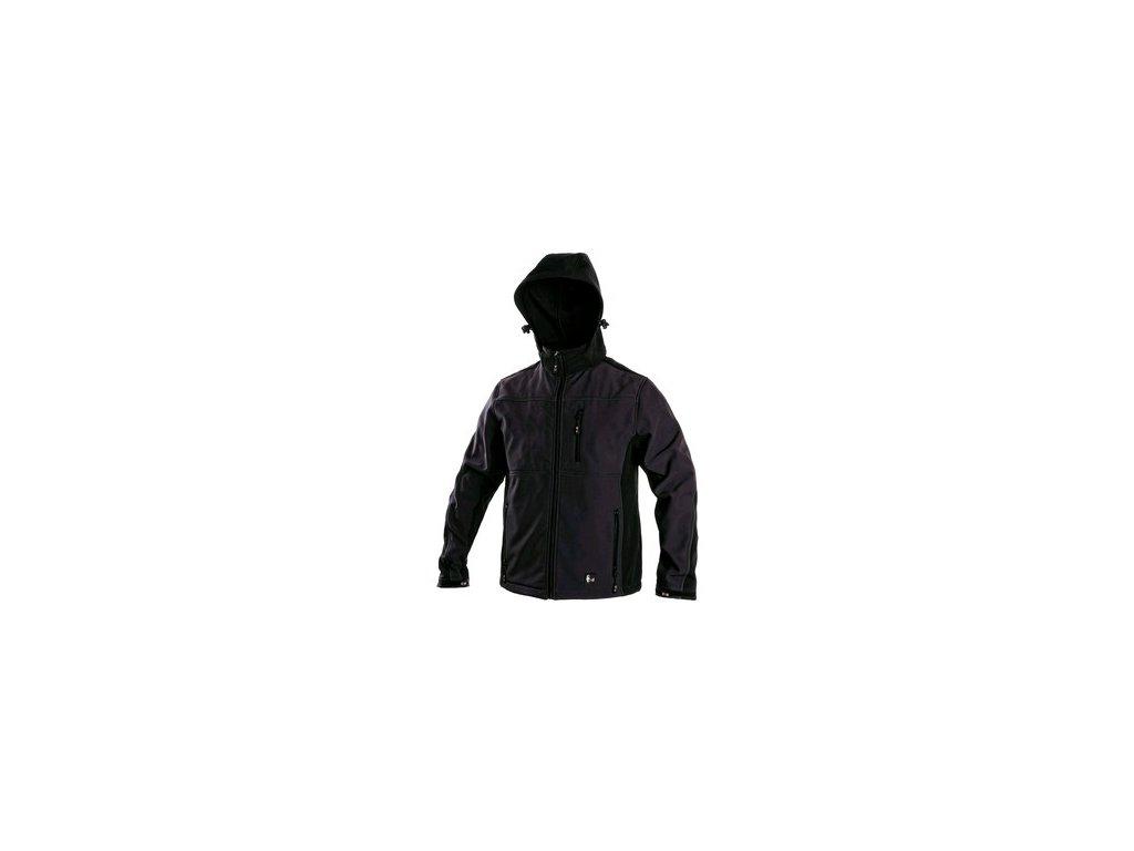 Pánská bunda FRANCISCO, šedo-černá