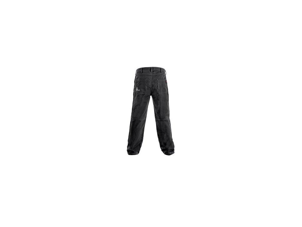 Kalhoty REDMOND, pánské, šedé