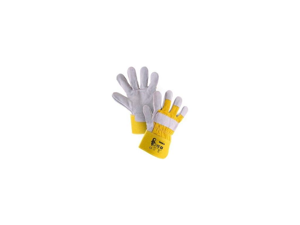 Kombinované rukavice DINGO A, vel. 11