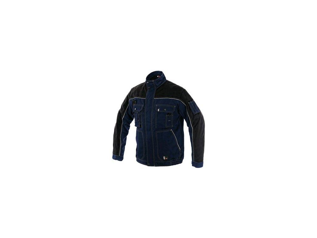 Blůza CXS ORION OTAKAR, pánská, tmavě modrá-černá