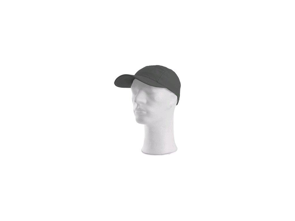 Čepice CXS AMOS, s kšiltem, letní, šedá