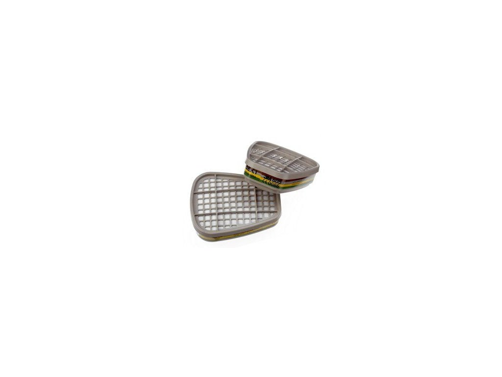 6059 abek1 6000 series gas and vapour filter