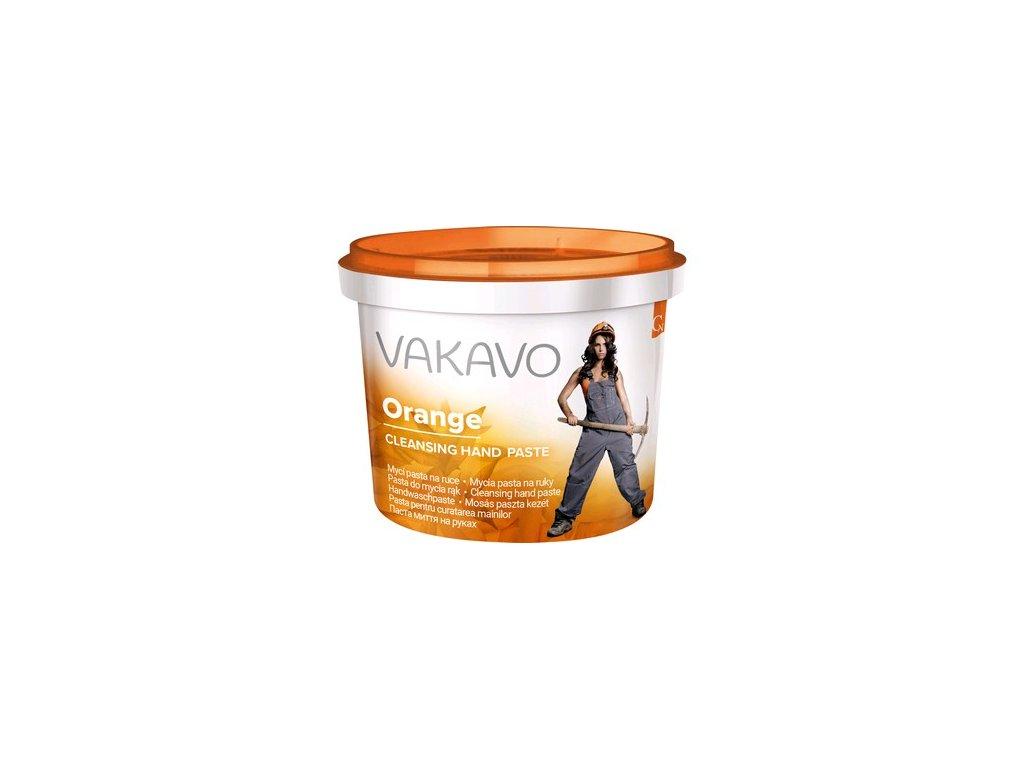 VAKAVO ORANGE mycí pasta 500g
