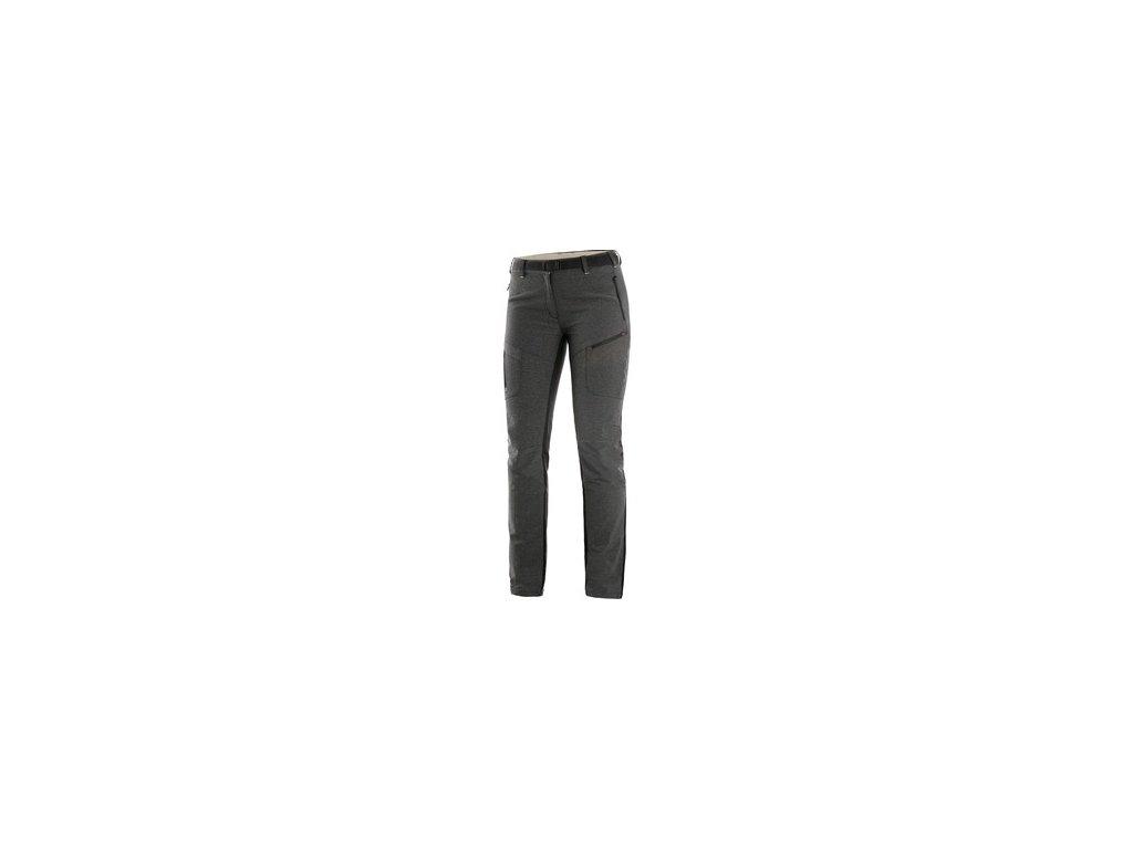 Kalhoty CXS PORTAGE, dámské, šedo-černé