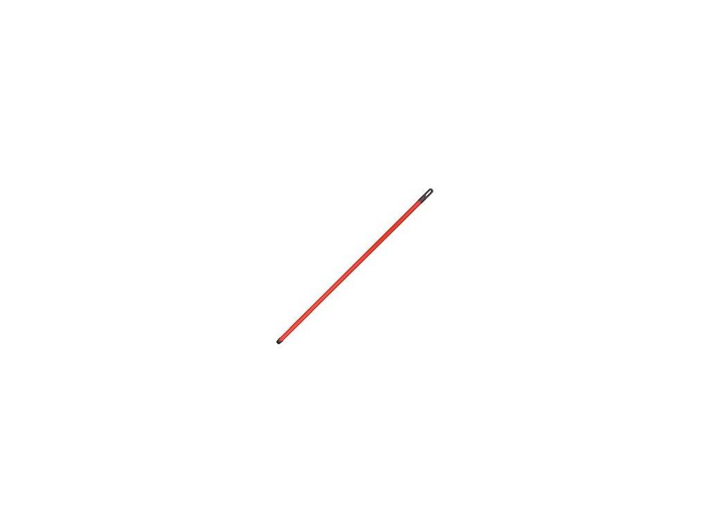Kovová hůl se závitem, 130 cm