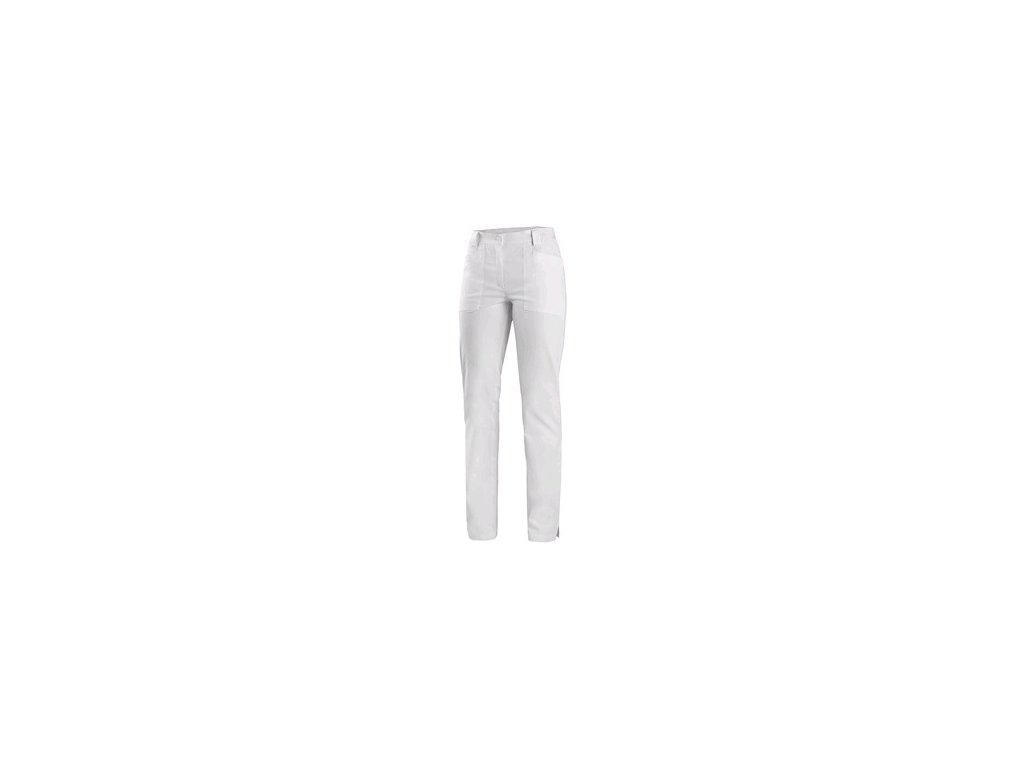 Dámské kalhoty CXS ERIN bílé