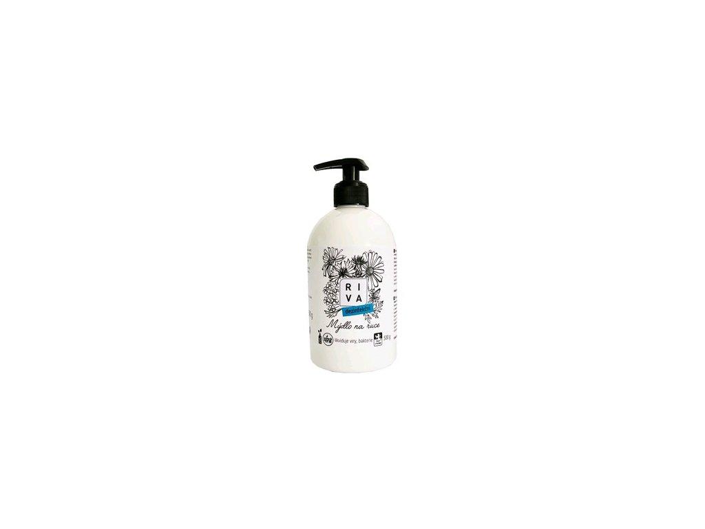 Dezinfekční mýdlo na ruce RIVA, 500 g