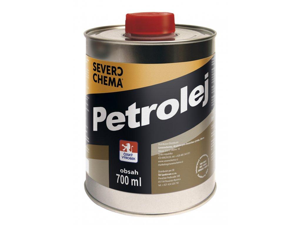petrolej 700ml RGB