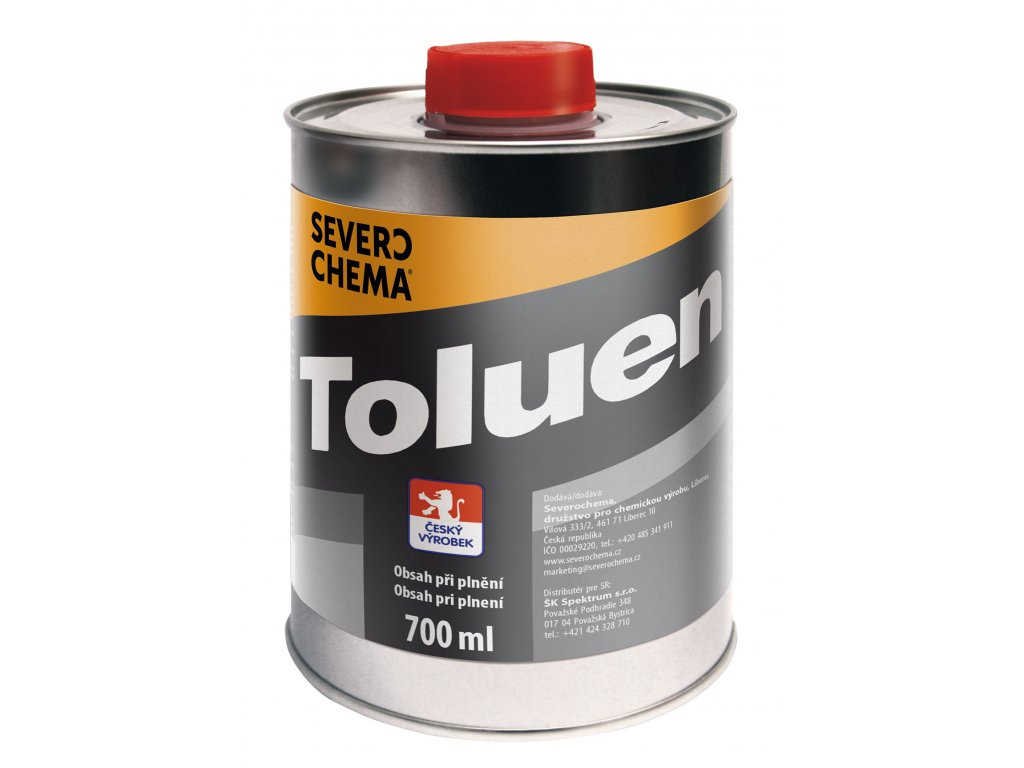 toluen 700ml RGB