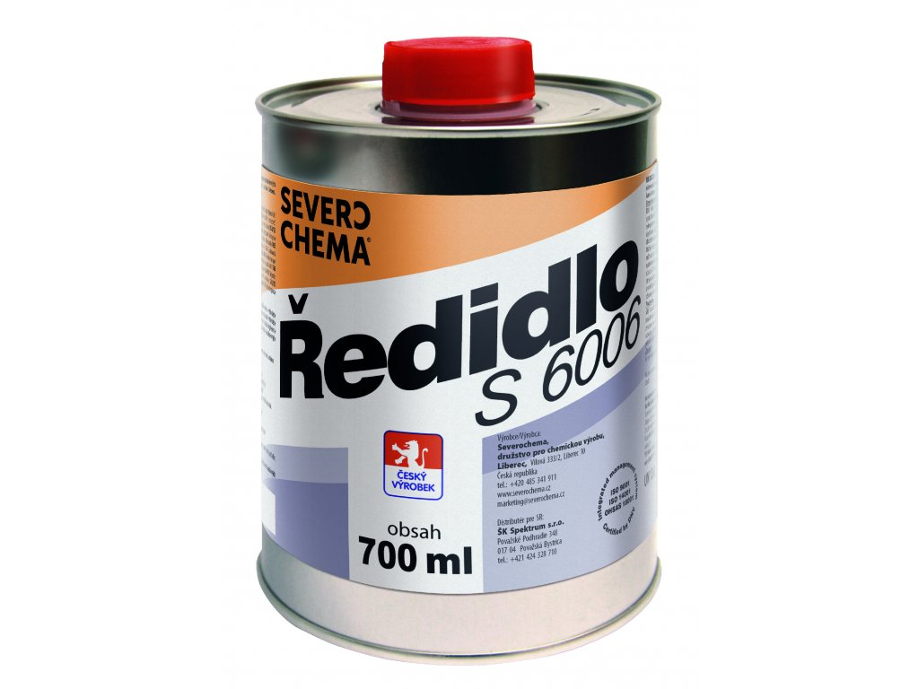 redidlo s6006 700ml CMYK