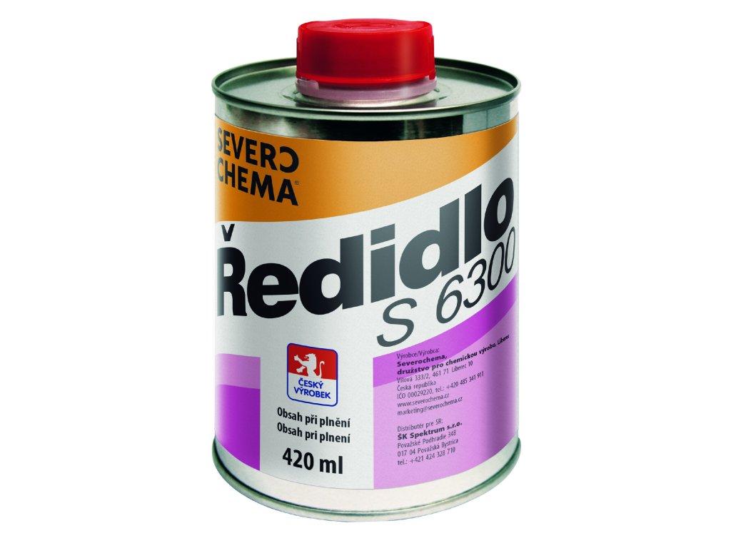 redidlo s6300 420ml CMYK