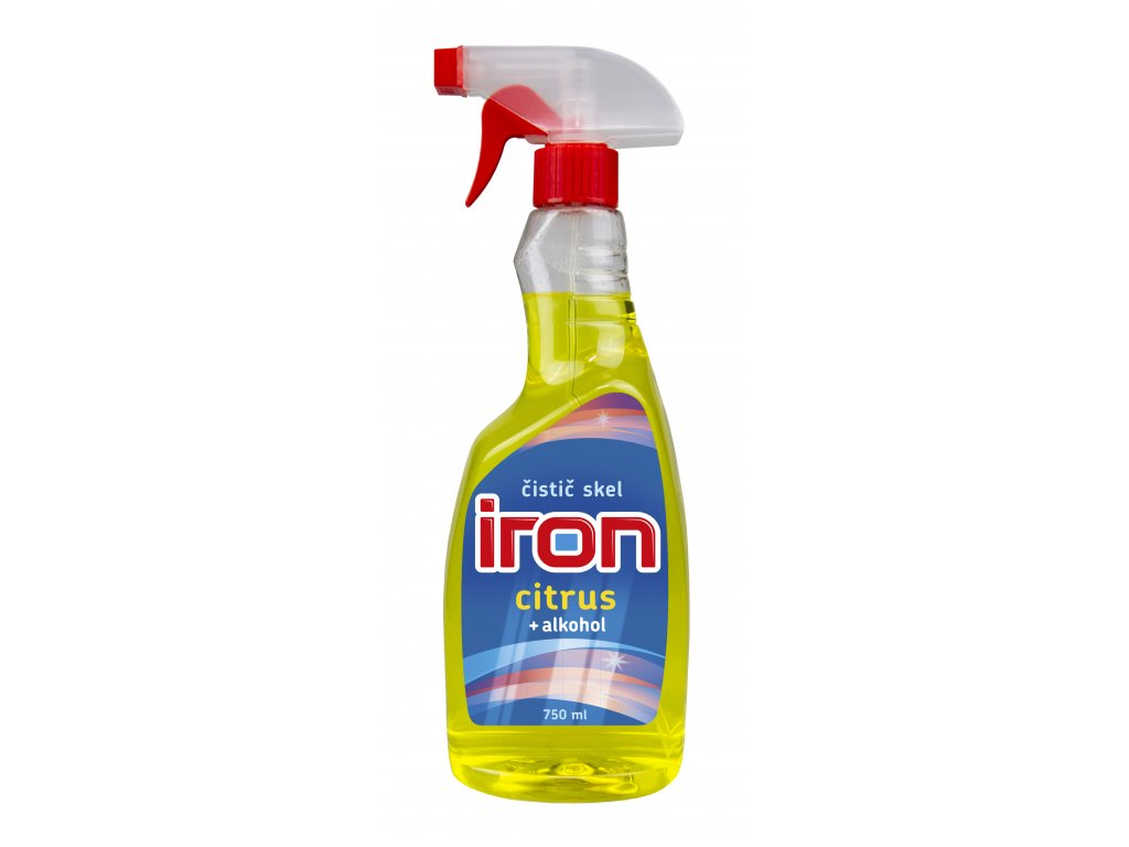 IRON citrus 750ml RGB