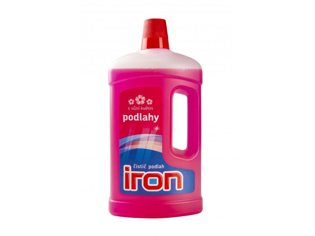 Iron podlahy RGB