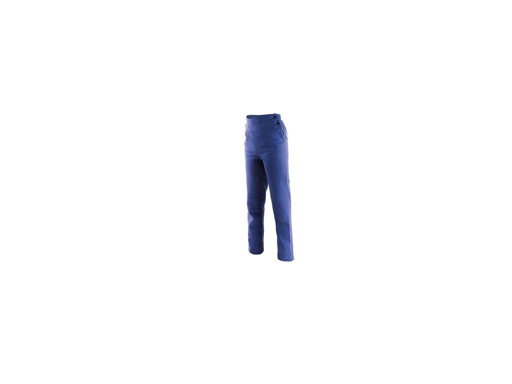 Kalhoty do pasu CXS HELA, dámské, modré