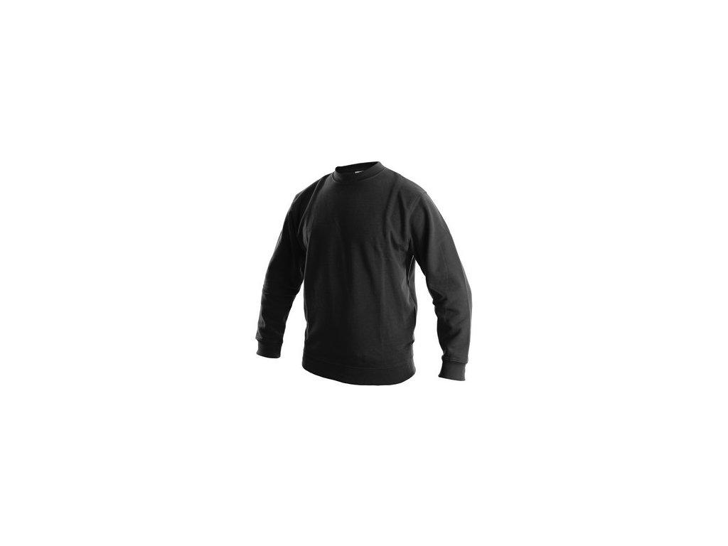 Unisex mikina ODEON, černá
