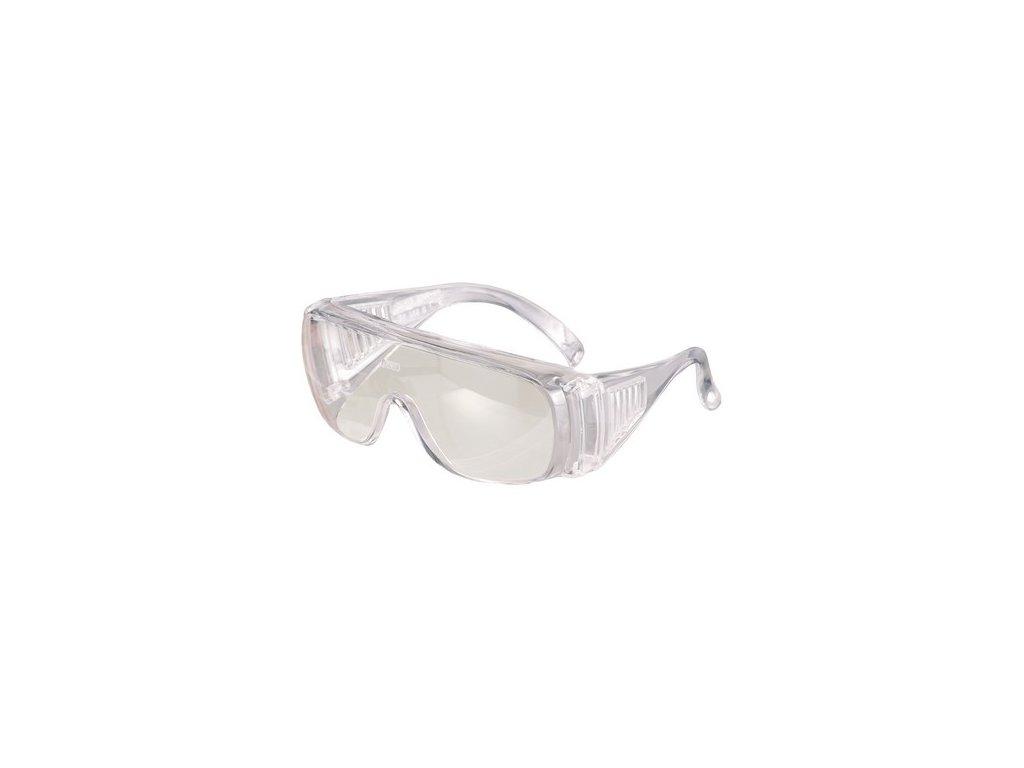 Ochranné brýle CXS VISITOR, čirý zorník