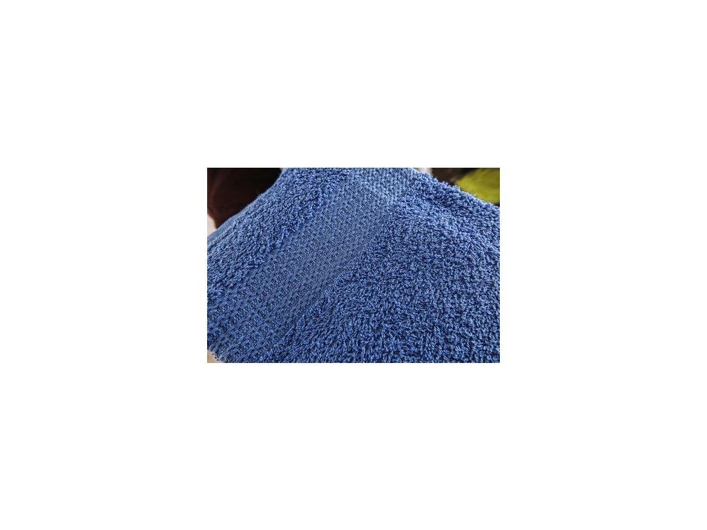 Froté osuška, 70 x 140 cm, světle modrá