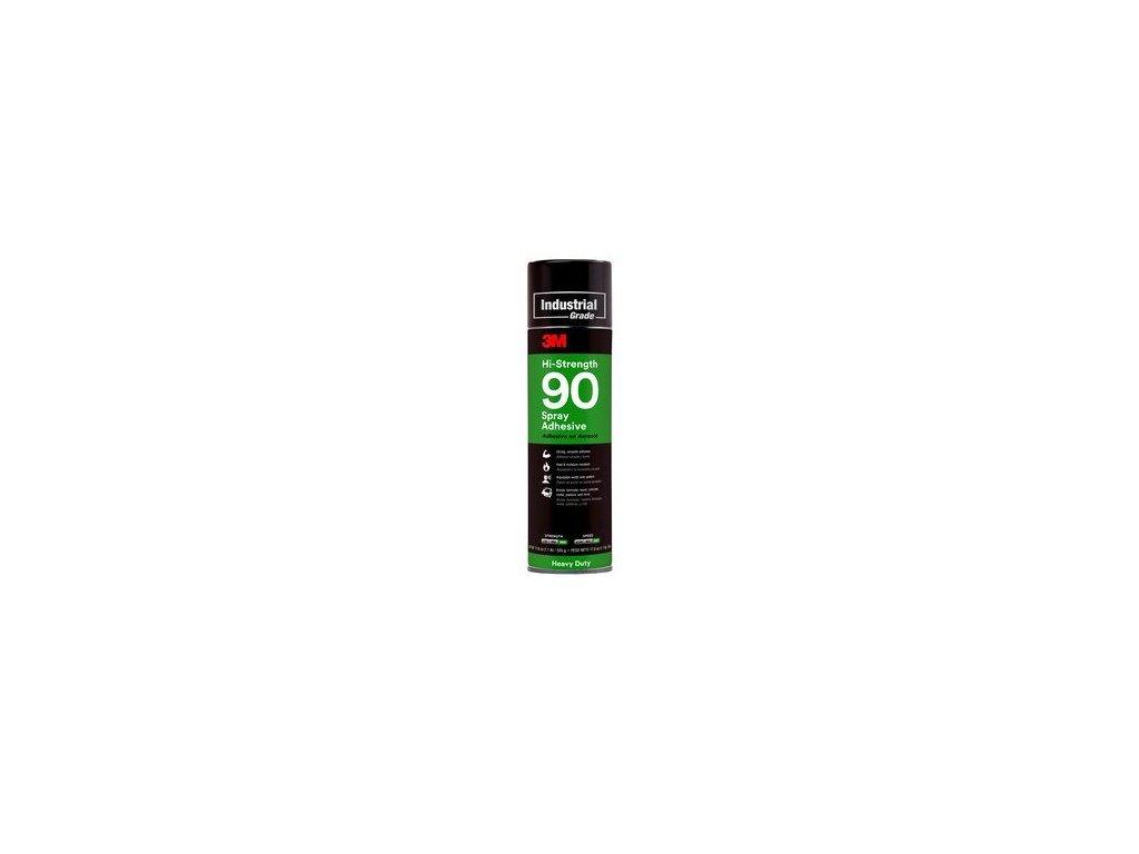 3m hi strength 90 spray adhesive clear net wt 17 6 oz