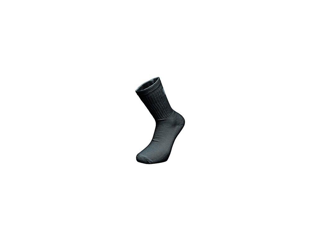 Zimní ponožky THERMMAX, černé