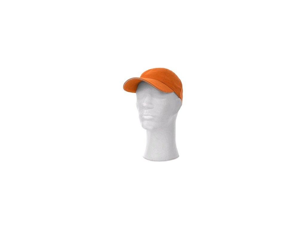 Kšiltovka CXS JACK, oranžová
