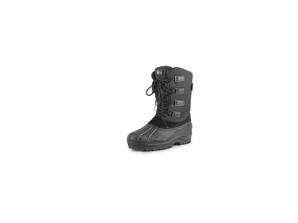 Zimní poloholeňová obuv CXS WINTER FROST
