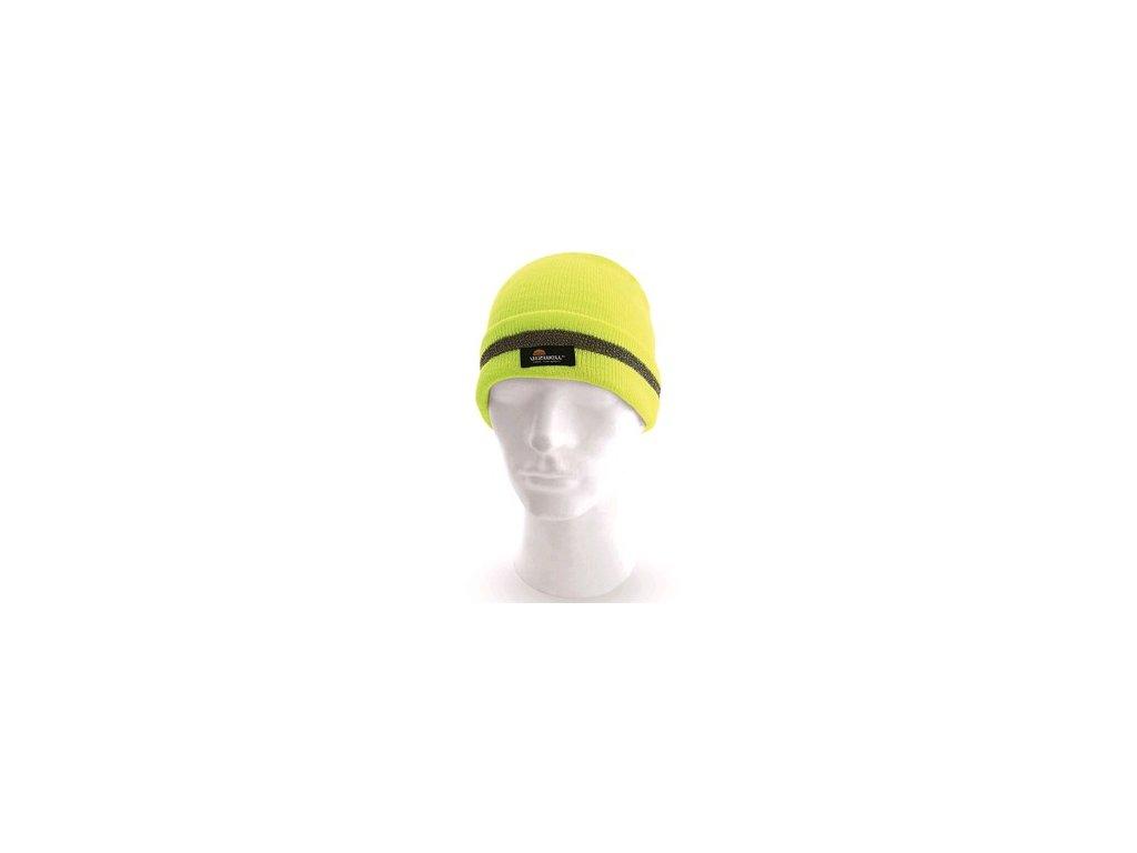 Čepice KEADY, žlutá